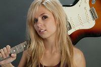 Mädls die Gitarre spielen können sind Sexy!