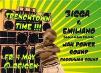 Trenchtown Time !!!@Reigen