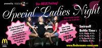 Ladies First !!! - 10,- Euro Gratis für alle Ladies !!
