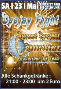 Deejay Fight@Excalibur