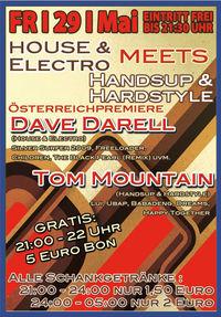 House &Electro meets Handsup &Hardstyle@Excalibur