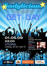 Sadylicious@Club Utopia
