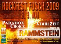 Rockfest Fusch@Gewerbegebiet Fusch