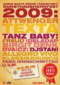 KunstHausHornFest 2009@Kunsthaus Horn