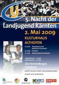 5. Nacht der Landjugend Kärnten@Kulturhaus