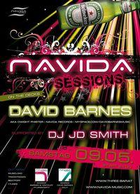 Navida Sessions mit David Barnes