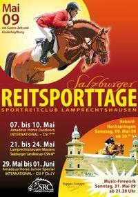 Amadeus Horse Outdoors@SRC Lamprechtshausen