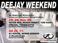 Splash Dj Weekend@Club Kogler