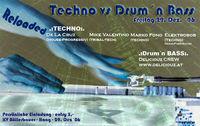 Techno vs Drum´n Bass - Reloaded@KV Böllerbauer