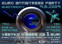 ELECTRICITY – Euro Antistress Party @Stars Club