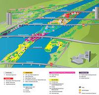26.Donauinselfest - Übersicht 1.Tag@Donauinsel