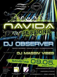 Navida Sessions with Dj Observer@Soulution