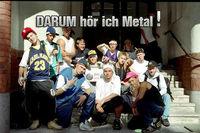 """Gruppenavatar von 92% der Jugendlichen hörn """"gangsta rap"""". Wenn du zu den 8% gehörst die noch richtige Musik hörn, trete dieser Group bei!"""