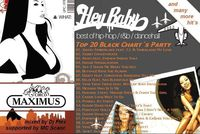 Top 20 Black Charts Party@Maximus