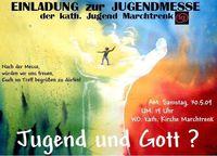 Jugendmesse 09@Katholische Kirche