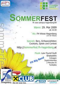 Sommerfest 09@FH Wiese
