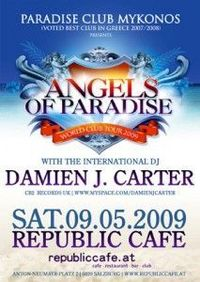 paradise club mykonos pres. angels of paradise