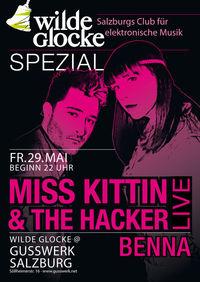 Wilde Glocke - Miss Kittin & The Hacker
