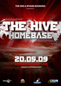 The Hive - electronic Virus inside@Cembran