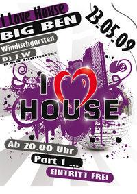 I Love House@BIG BEN Windischgarsten