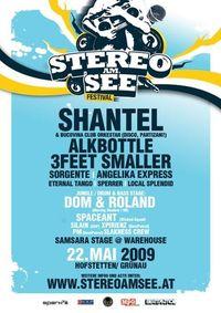 Stereo am See Festival@Seebühne Pielachtal