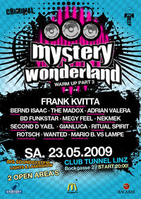 Mystery Wonderland  (warm up part´3)