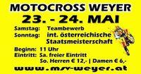 Gruppenavatar von Motocross Weyer.......mehr als nur eine Veranstaltung
