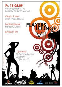 Players Lounge VII