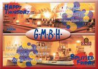 Splitted Friday @ G.M.B.H@Bar GMBH