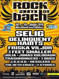 Rock am Bach 2009@Festivalgelände Pumperlberg
