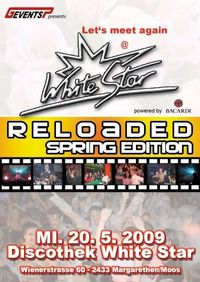 White Star - Reloaded ... Spring Edition