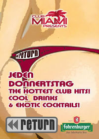 Return - Clubhits@Club-Miami
