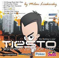 Tiesto Welcome Party@Jazz Disco Club