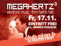 Megahertz Session 3@Club Plan b