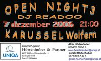 Open Night 3@Karussel