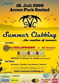 Summer Clubbing@Access Park Gmünd