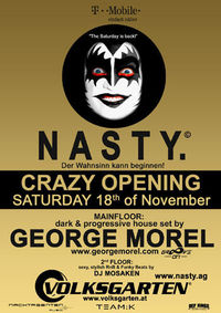 Nasty - Crazy Opening