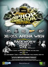Hip-Hop Connection Festival 2009@Arena Wien