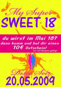 Sweet 18@Disco Soiz