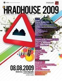 Hradhouse 2009@Hrad Boskovice
