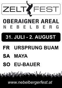 Zeltfest Oberaigner Areal Nebelberg@Oberaignerareal Nebelberg