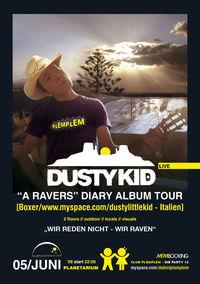 Dusty Kid@Planetarium