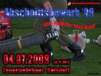 Abschnittsfeuerwehrbewerb @Festgelände FF Katsdorf