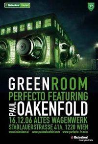 Heineken Green Room - Paul Oakenfold