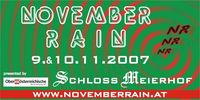 November Rain Warm up@Schloß Meierhof