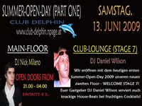 Summer-Open-Day 2009 (Part One)@CLUB Delphin