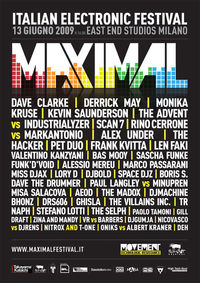 Maximal Festival@Eastend Studios
