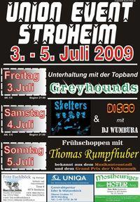 Union Event Stroheim@Sportplatz Stroheim