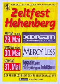 Zeltfest Hehenberg@FF Hehenberg