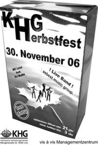 KHG Herbstfest@KHG Heim